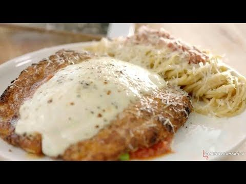 цыпленок Пармезан от Гордона Рамзи » Гордон Рамзи  - Gordon Ramsay - Русскоязычный сайт