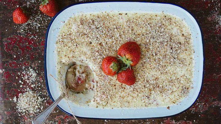 Tiramisu met aardbeien | VTM Koken