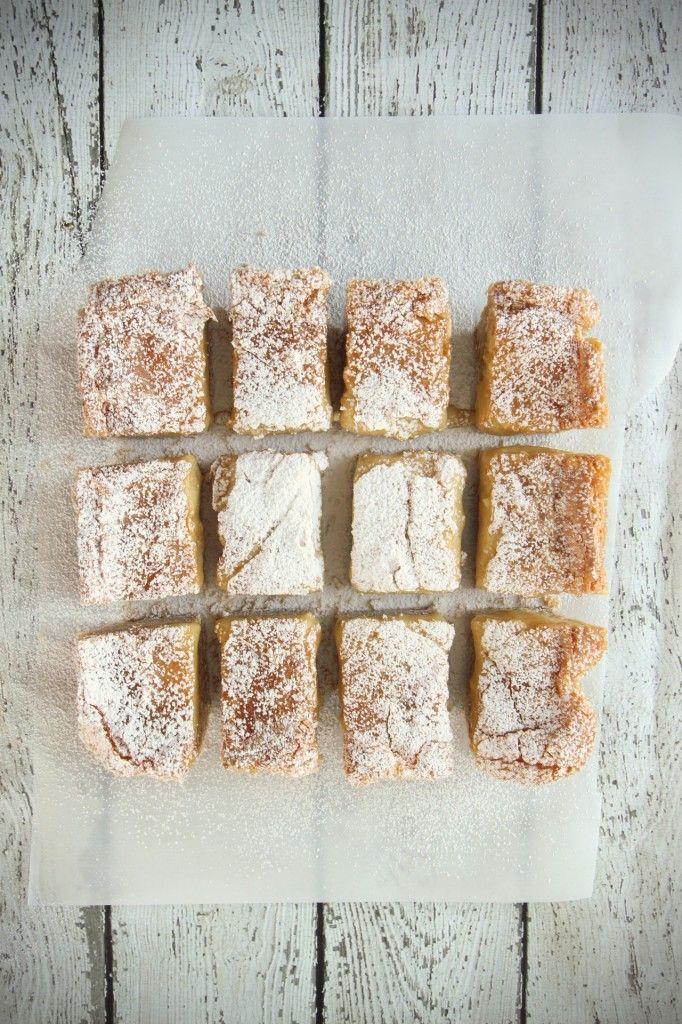 brown sugar oatmeal gooey butter cake