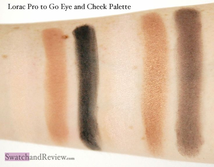 PRO To Go Eye/Cheek Palette by Lorac #14
