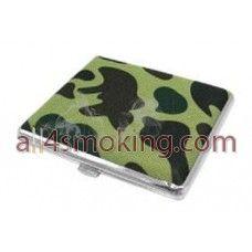 Tabachera camuflaj mare verde