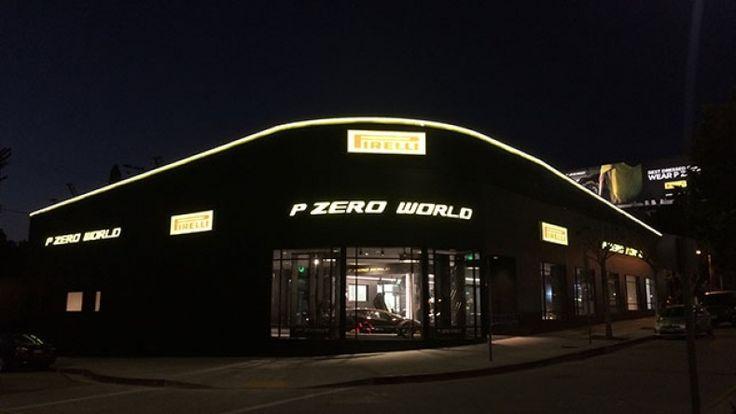 Pirelli Tires Los Angeles