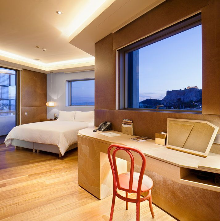 The NEW Hotel by The Campana Brothers in Athens, Greece   Yatzer