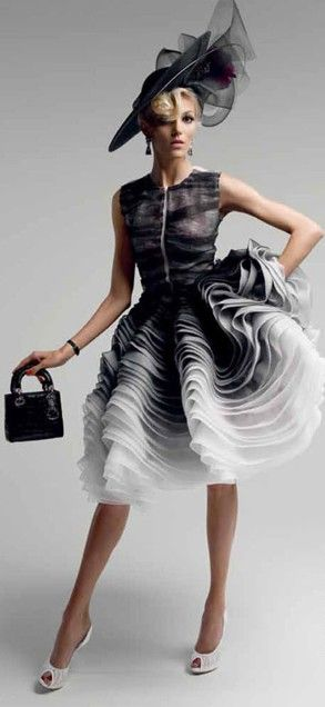 Philip Treacy For Christian Dior Haute Couture S/S 2012. #passion4hats