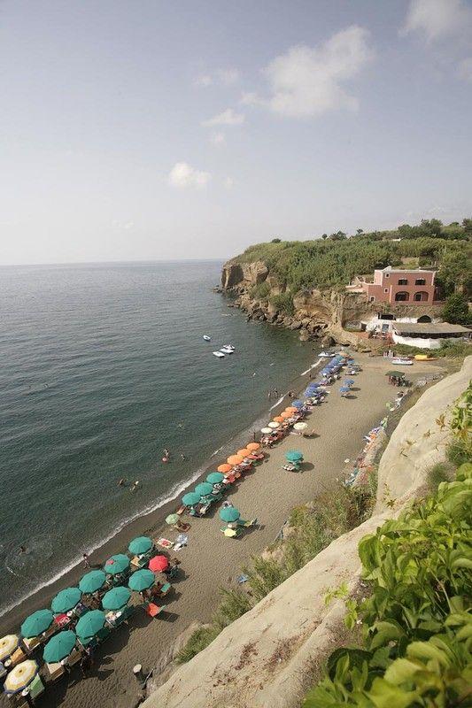 LE FOTOGRAFIE DI VENTOTENE - plage de Cala Nave