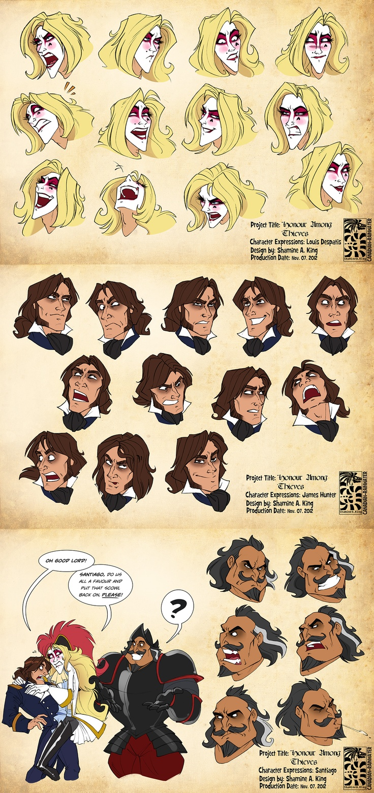 canadian facial expresions