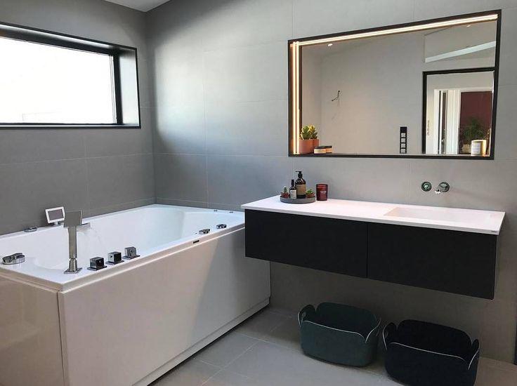 Nydelig på badet til @husboble  Badekaret fra Vikingbad kan bestilles hos oss  #rørkjøp