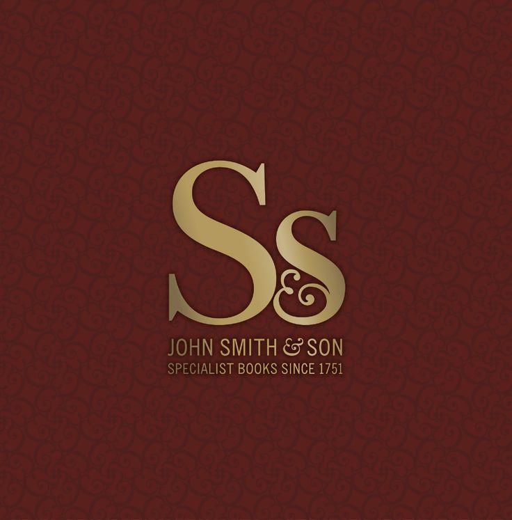 John Smith & Son. Brand Identity. Brand mark. Logo.