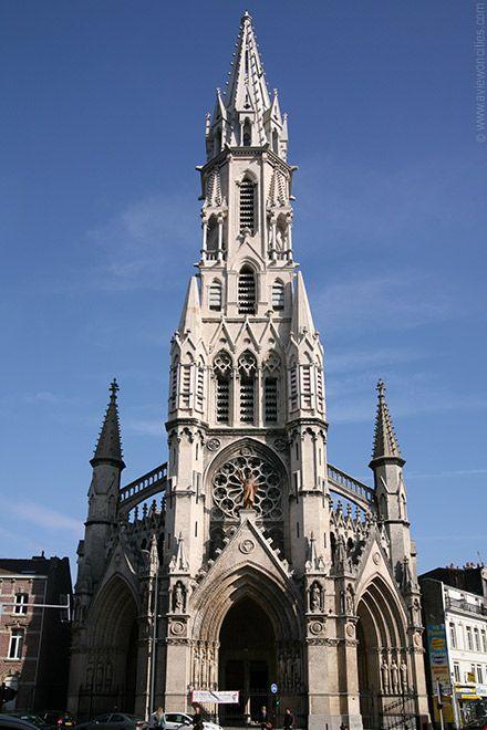Sacre Coeur Church, Lille, France