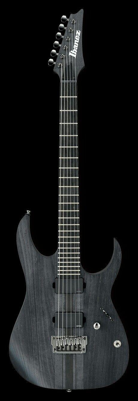 Ibanez RGTI Iron Label Series. Basada en el género Metal y con características del Metal hasta las tuétanos, con esta guitarra eléctrica también puedes tocar otros géneros desde fusión, blues hasta Hard Rock.