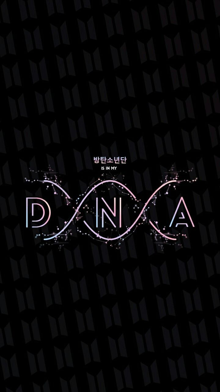 DNA BTS❤