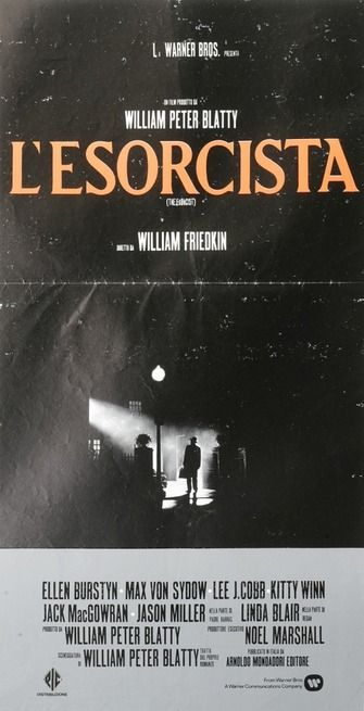 L'esorcista (1973) | FilmTV.it Il Re dell'horror. Voto 10