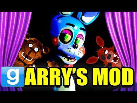 Скачать Мод Five Nights At Freddy S На Гаррис Мод - фото 3