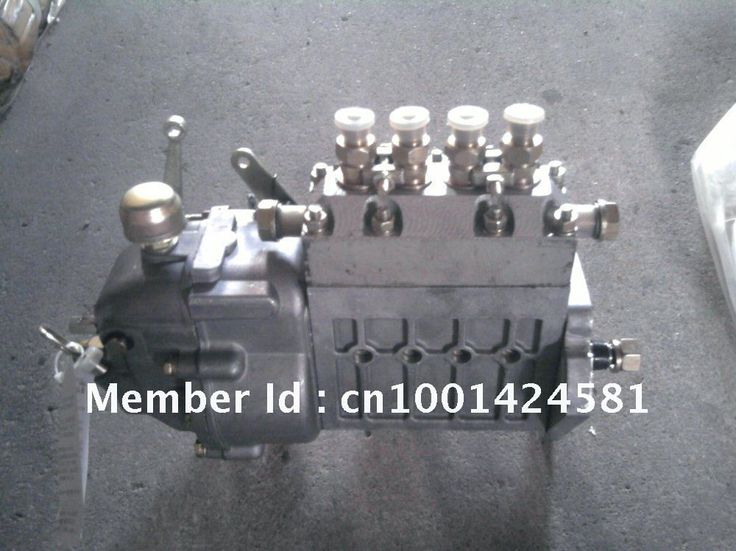 OEM parts Injection Pump for 495/K4100 Series Diesel Engine weifang engine parts Spare Parts Fuel Injection Pump