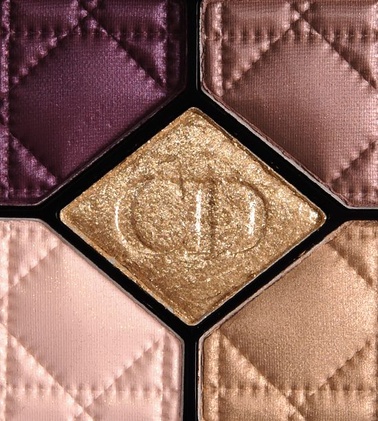 Dior Golden Shock (756) Eyeshadow Palette Review, Photos, Swatches