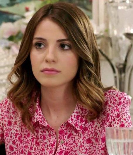 Ezgi Eyüboğlu - Intikam TV Series.