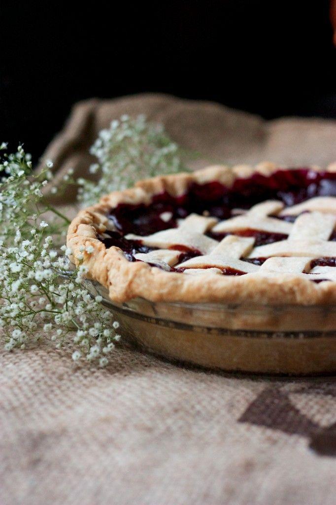 Fresh Homemade Cherry Pie
