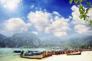 Stellen Sie sich Ihre ganz individuelle Reise nach Thailand zusammen.