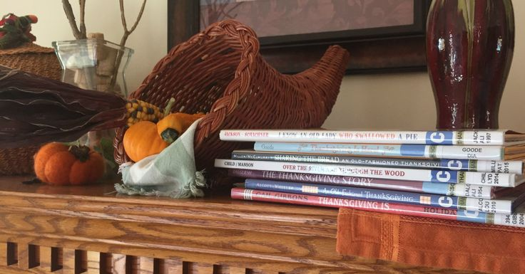 Ahhhh November. We're fully steeped in all things autumnnow, right? It's the time of year we like to shift our attention to what we're most grateful for- and if you're American, you're gearing up Thanksgiving. TheRead-Aloud Revival team has put together a list of favorite Novemberpicture books. These come from our own shelves, as well …