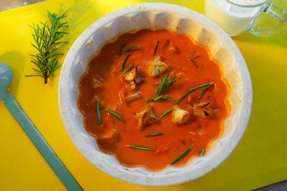 Biber Çorbası