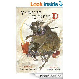 Amazon.com: Vampire Hunter D Volume 1 eBook: Hideyuki Kikuchi, Yoshitaka Amano, Kevin Leahy: Kindle Store