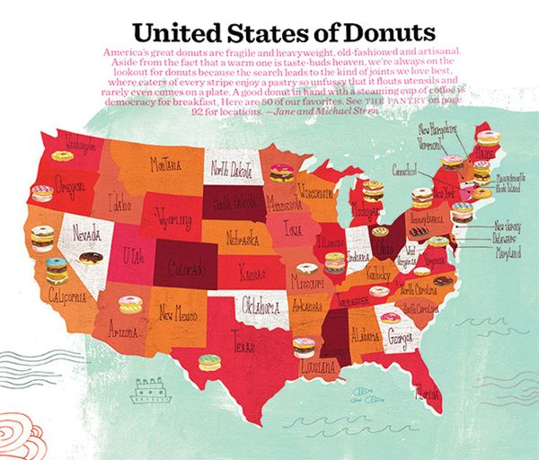 United States Of Donuts