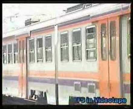il treno metropoltano