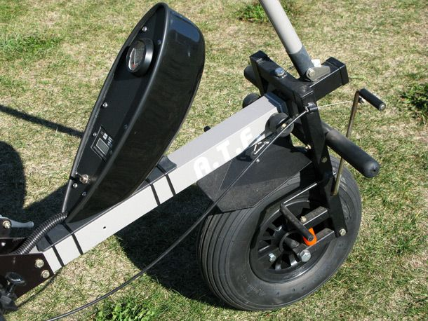 North Wing ATF Soaring Trike with Solairus Wing · Photo