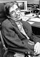 stephan hawking genius with no disability though he is ill.  has been on tv shows, and movies, has 3 children,  talk about amazing