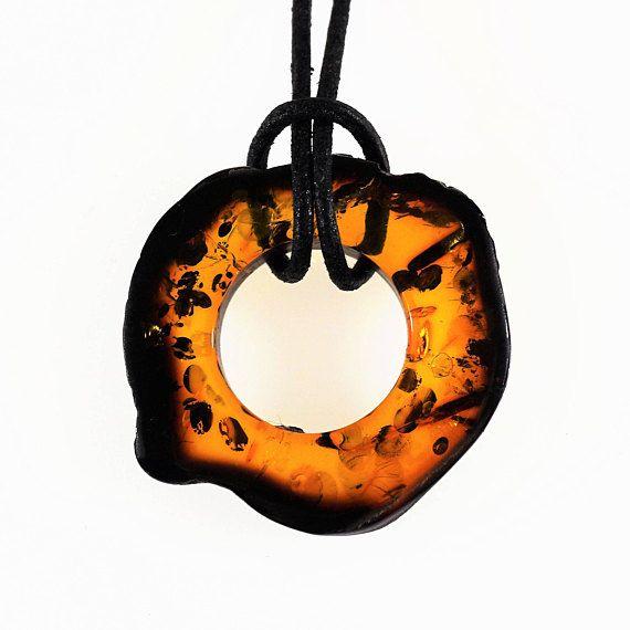 Baltic Amber Pendant 4g