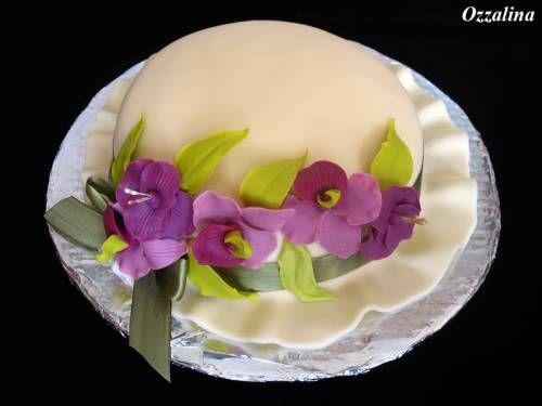 Торт мастика новорожденному
