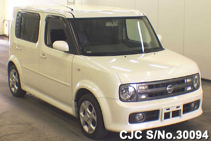 What do you think about this 2006 Nissan Cube ? Do not