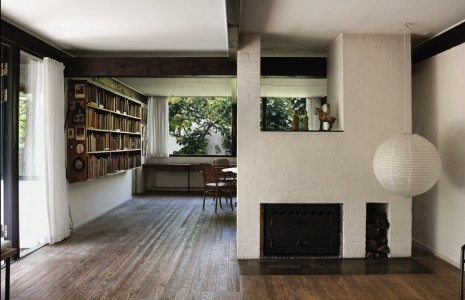 By Danish Architect Knud Peter Harboe in Charlottenlund, Denmark