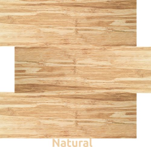 Natural - one of our ECO Bamboo Flooring   ELF
