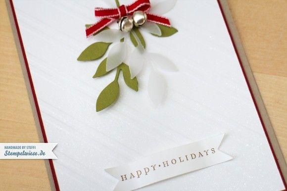 weihnachtskarten im set weihnachtskarten stempelwiese. Black Bedroom Furniture Sets. Home Design Ideas