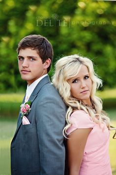 Prom pic, like. May need something for M to stand on since date is same height