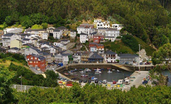 Porto de O Barqueiro, Lugo - Galiza (aka Galicia) Spain