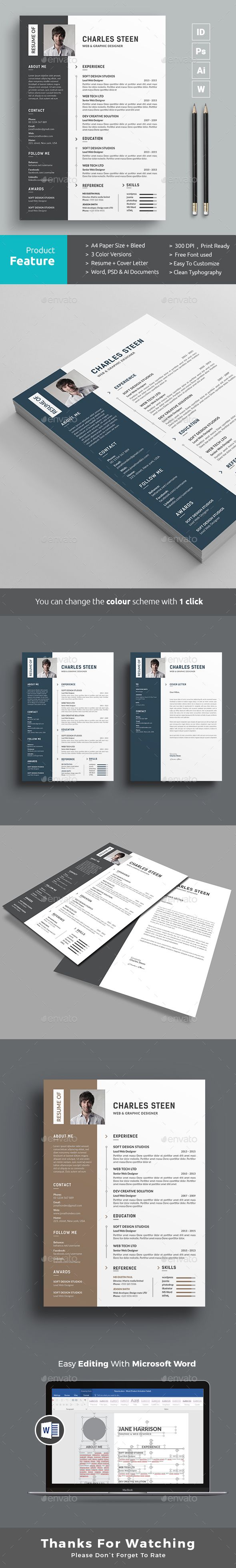 Cv Templates Design%0A Resume  Simple Resume TemplateResume Design