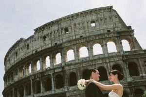 rome mariage