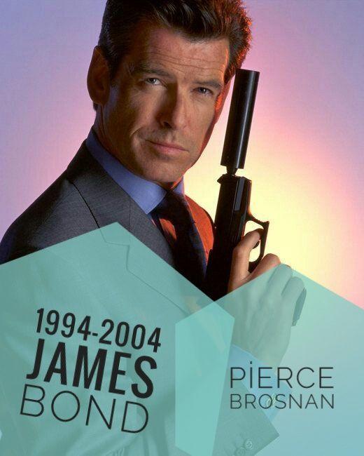 49 best James Bond Pierce Borsnan images on Pinterest | James bond ...