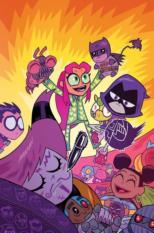 Teen Titans GO! #6 - Dan Hipp
