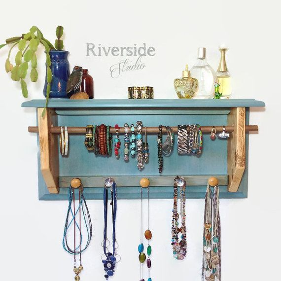 17 Best ideas about Wall Mount Jewelry Organizer on ...