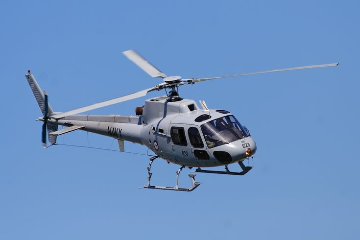 EUROCOPTER AS350 B2  https://avia-angel.com/helicopters-for-sale/airbus-h125/  AS350 B2 is a lightweight single-engine helicopter built with advanced technologies that address a variety of challenges. In the passenger cabin can accommodate from 3 to 6 people, close to the pilot's seat it is possible to set two passenger seats. In this high-tech Ecureuil family version uses a digital engine management system (FADEC). The helicopter can be equipped with additional devices for use in medical…