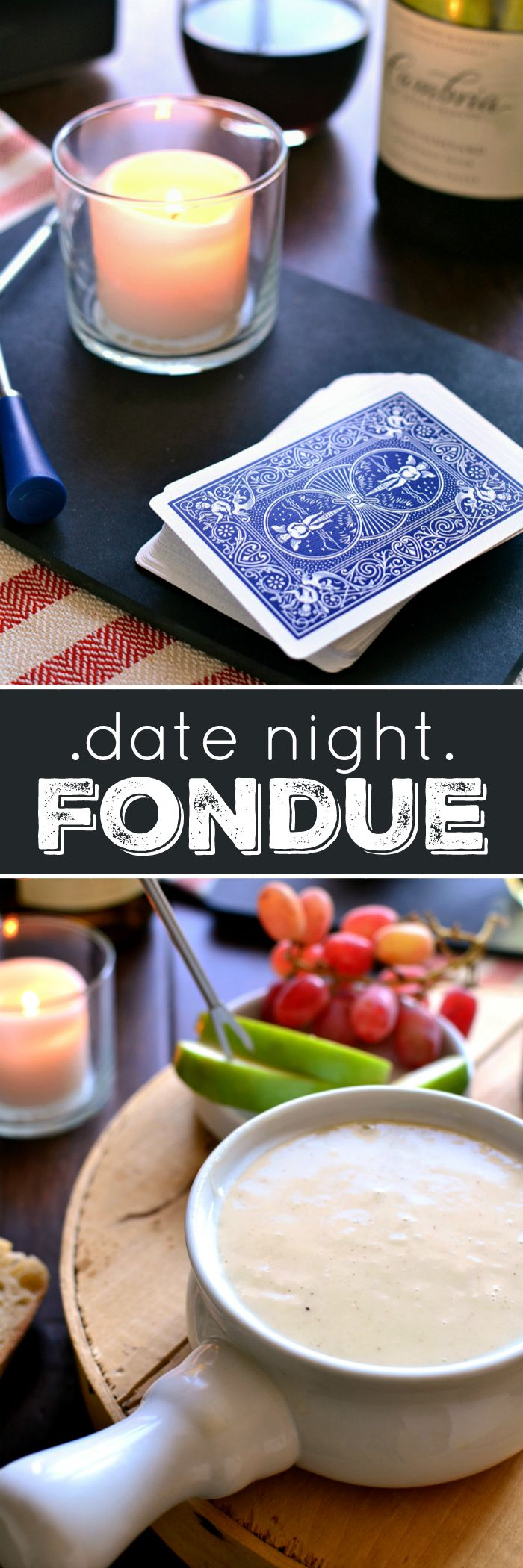5 simple tips for planning the perfect Fondue Date Night - at home!