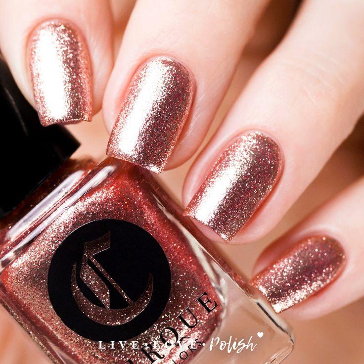 Nyc Metallic Nail Polish: 17 Best Ideas About Gold Nail Polish On Pinterest