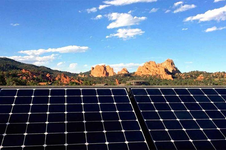 Pueblo, CO Solar Installation - custom Installations