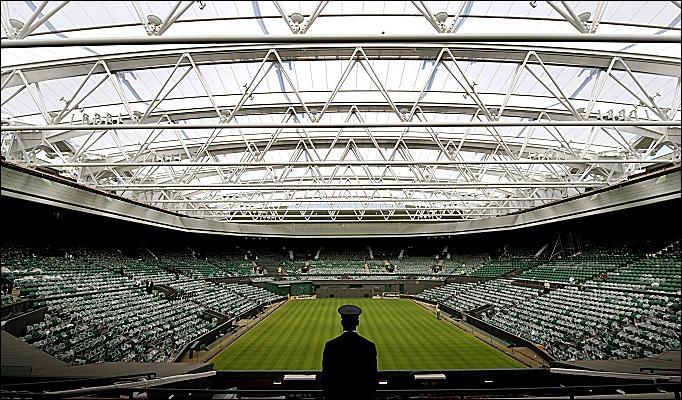 Sin duda... algún día estaré en Wimbledon
