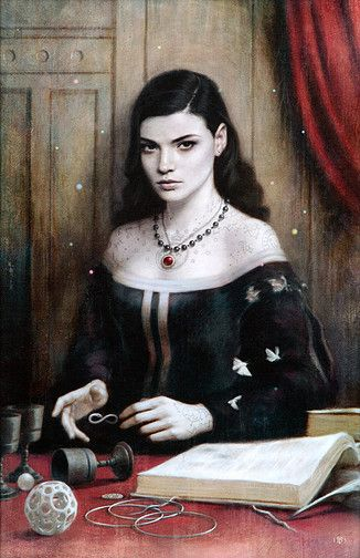 The Mage 2015 by Tom Bagshaw