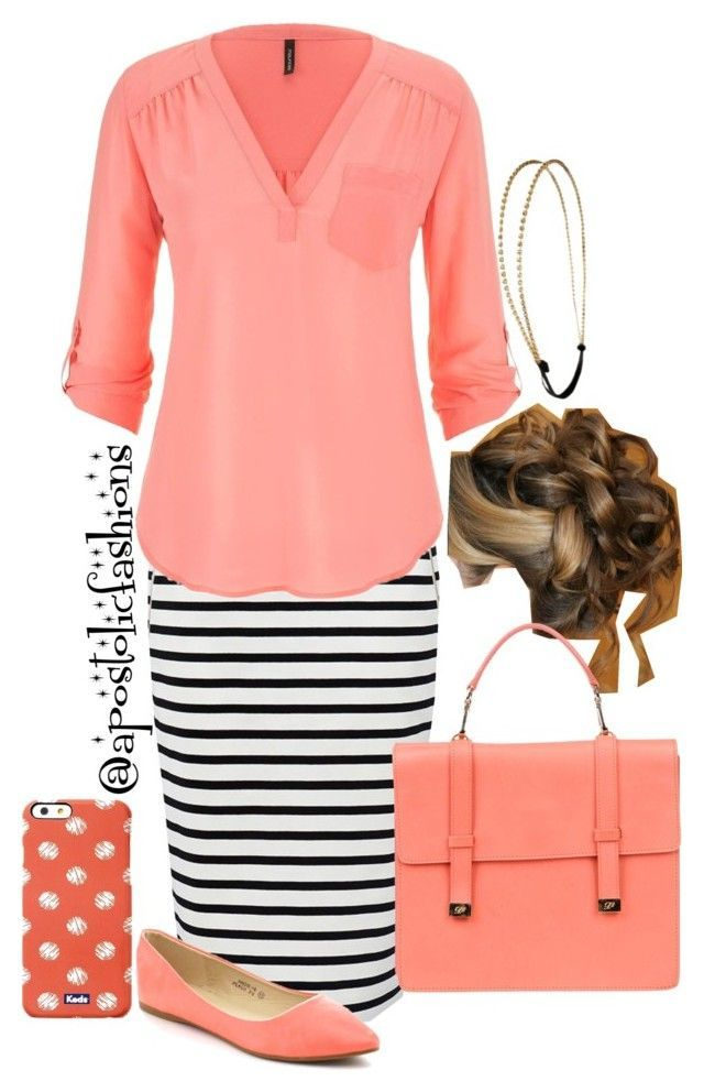 Apostolic Fashions #816 by apostolicfashions on Polyvore featuring polyvore, fashion, style, maurices, Forever New, Bella Marie, Dsquared2, Keds and Chicnova Fashion