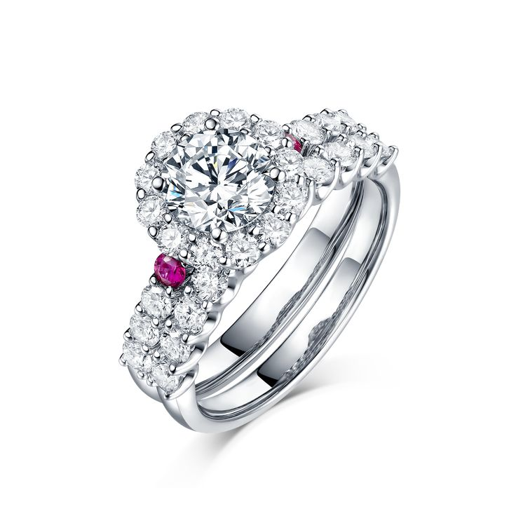 A Heart's Promise 058 - Lao Feng Xiang Jewelry Canada